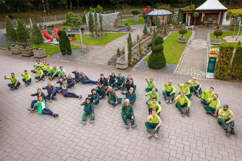 Kompetentes Gartenteam von Team Grün