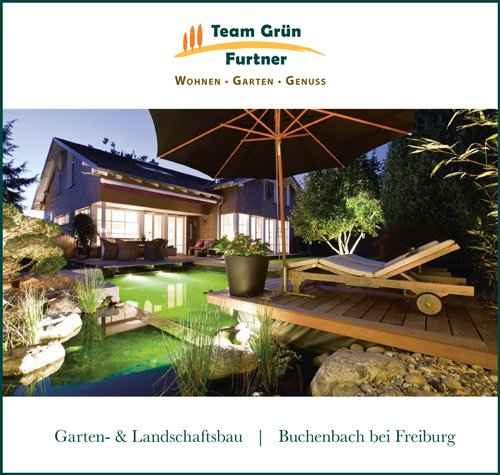 Vorschaubild der Firmenbroschüre von Team Grün
