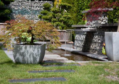 Wasserspiele für den Garten
