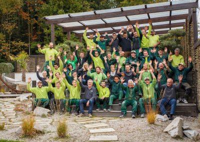Die Experten für Gartengestaltung und Landschaftsplanung