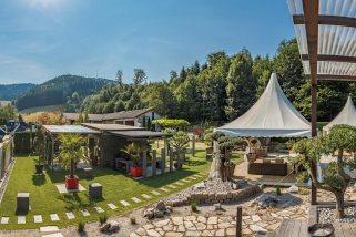 Mustergärten der Gartenprofis von Team Grün Furtner