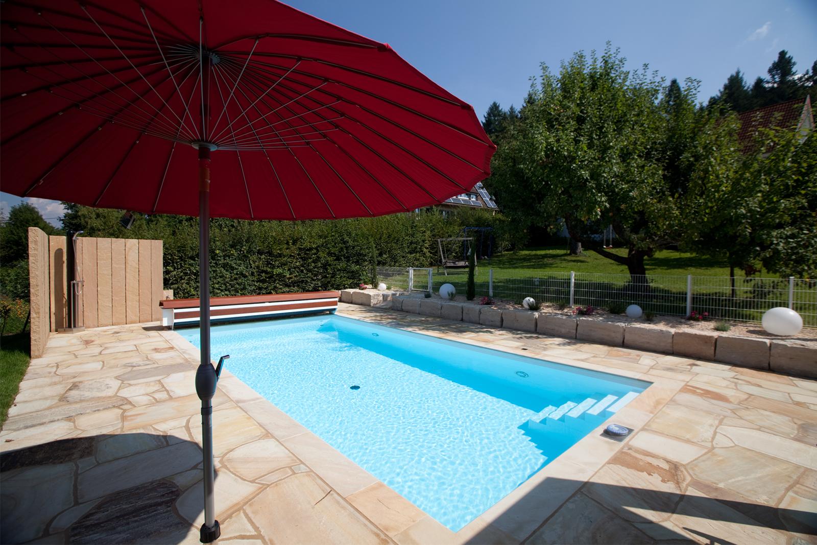 Swimmingpool Für Den Garten