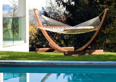 Luxuriöse Gartenmöbel von Unopiu