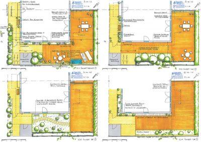 Vom Gartentraum zum Traumgarten mit den Gartenkonzepten von Team Grün