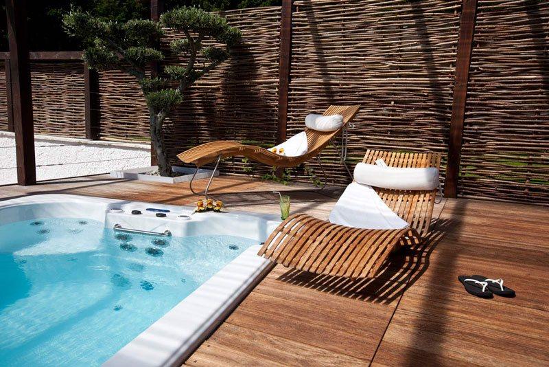 Gartenmöbel im italienischen Design