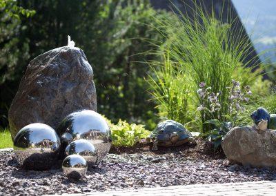 Quellbrunnen im Stein