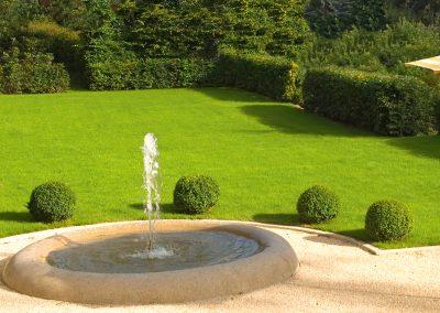 Rollrasen für ein perfektes Erscheinungsbild des Gartens