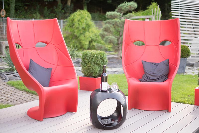 Passende Gartenmöbel für Ihren Wunschgarten