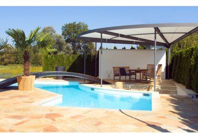 Schwimmbadbau freiburg schwimmb der gartenpools vom profi for Garten pool erfahrungen