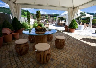 Gartenmöbel im Design der Extraklasse