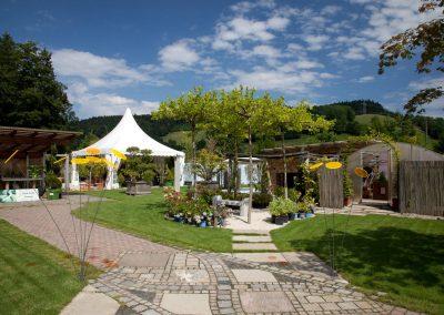 Die Mustergärten von Team Grün Furtner live erleben