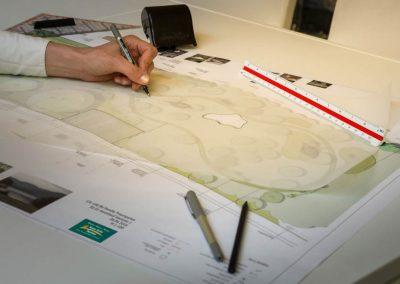 Die Experten von Team Grün planen Ihren Garten