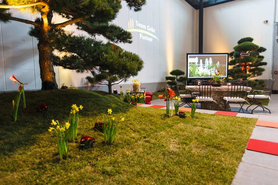 gartentr ume 2014 14 messe freiburg team gr n furtner. Black Bedroom Furniture Sets. Home Design Ideas