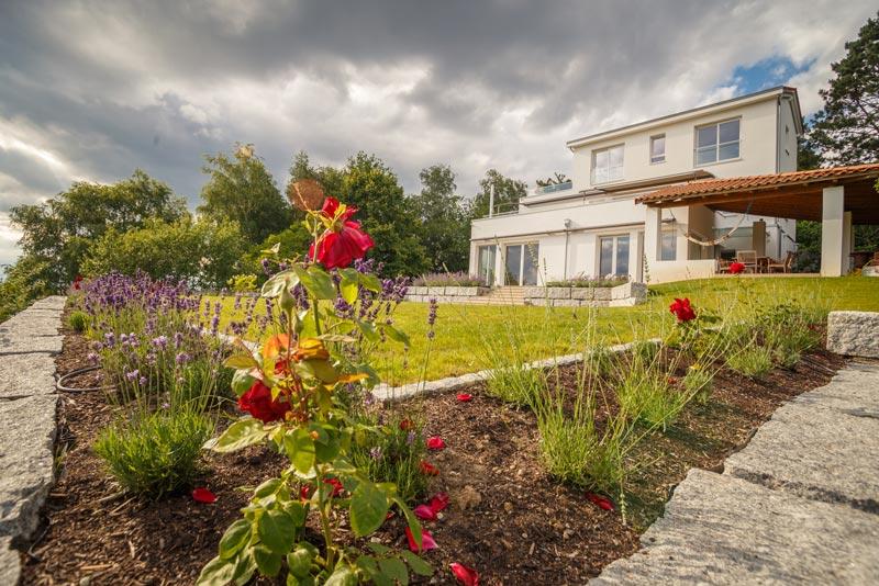 Umsetzung Ihres Gartendesigns