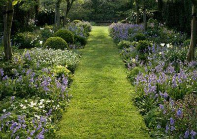 Ein schöner Garten benötigt auch Pflege