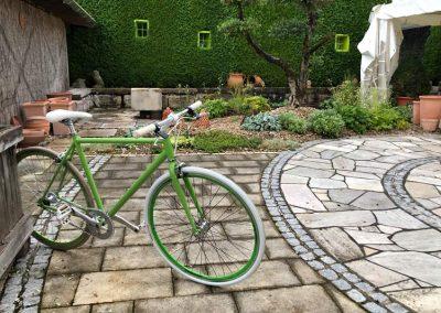 gruenes-fahrrad-bei-den-gartenprofis