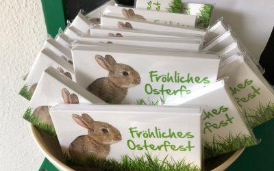 Team Grün Furtner wünscht schöne Ostern