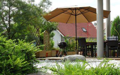 Sonnschutz für Balkon und Terrasse
