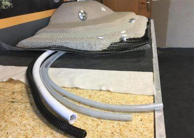 Biodesign Pool Beispiel mit Düsen