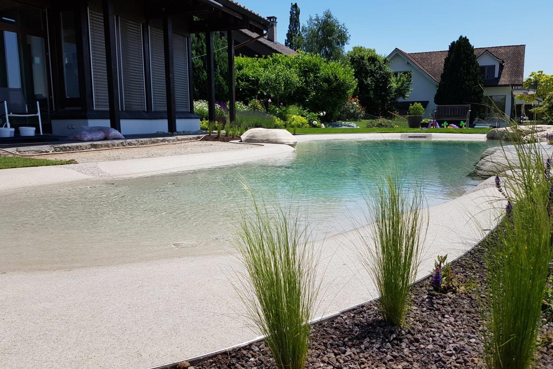 Biodesign Pools nach Ihren Wünschen
