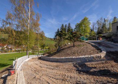 Landschaftsbau Auffahrt Von Team Grün