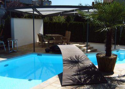 Swimmingpool Im Garten Im Kreativen Design