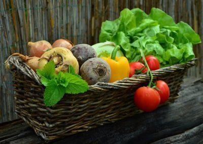 Viele Gemüsearten können über den Winter gelagert werden