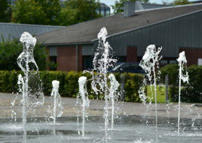 Garten Wasserfontäne