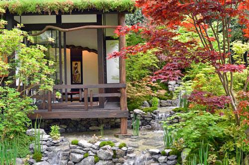 Asiatischer-Garten