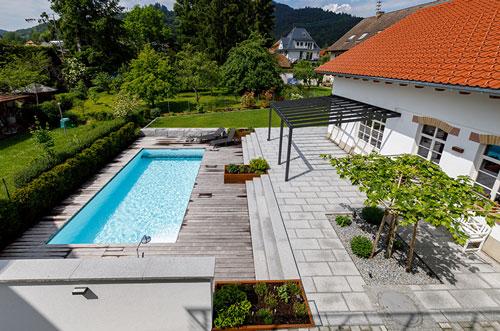 Moderner-Garten